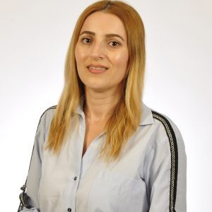 Arjeta Junuzi Stv. CEO Albin Service AG